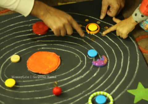 A Space Exploration Birthday Party Handmade From The Word Go
