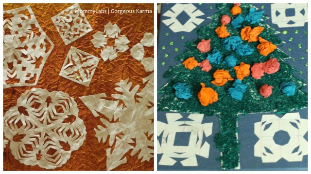 Post image for About Snowflakes, Scrap Boxes and 'Dilli Haat'!