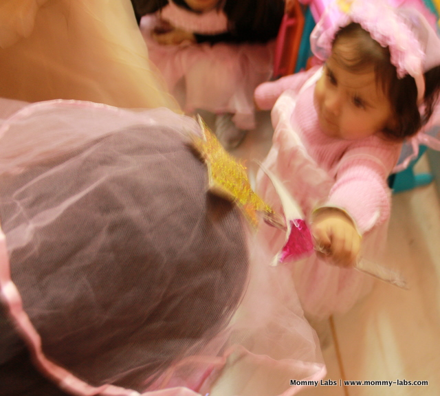 angel and princess party ideas