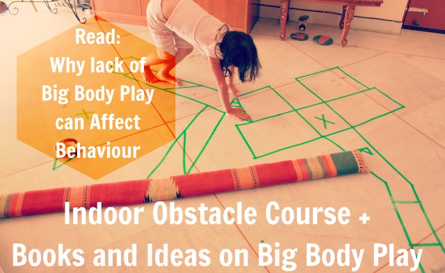 indoor play obstacle course big body play
