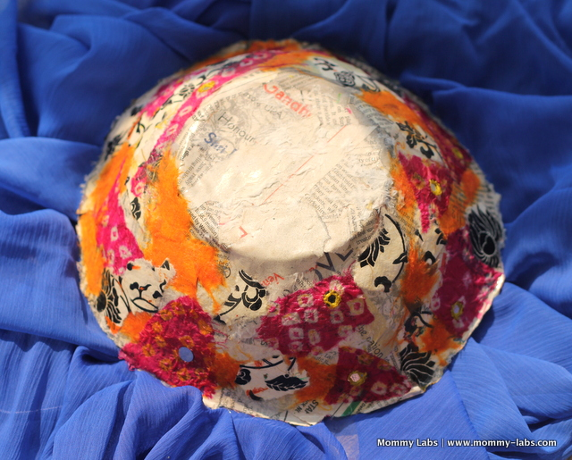 papier mache art craft gifts for Diwali Christmas