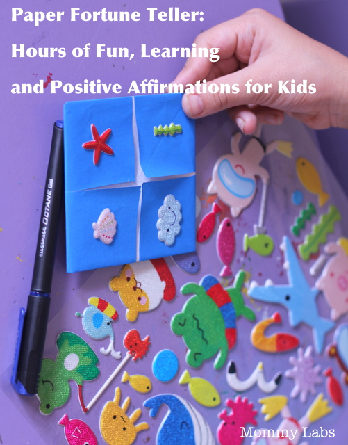 origami games and learning for kids