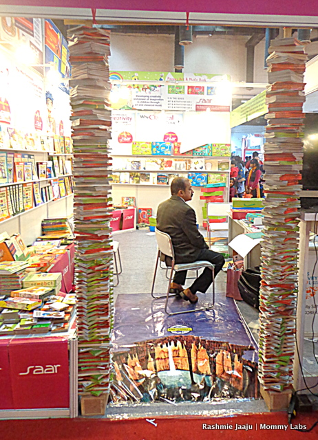children's books Delhi World Book Fair 2014