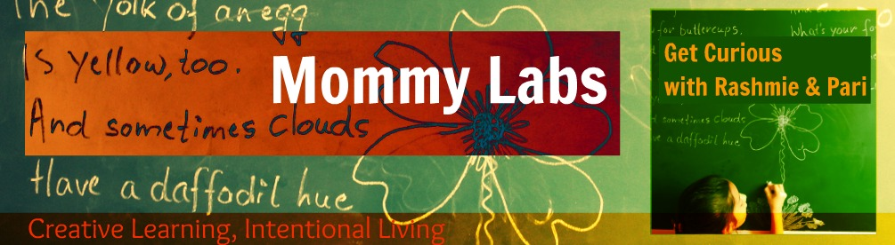Mommy Labs – Creative Learning, Purposeful Living header image