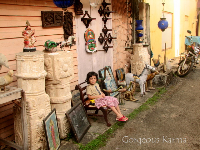 Capturing the Flavours of Jew Town, Kochi