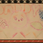 Crayon Rays Dazzling Daddy Picture