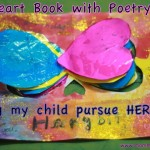 A Heart Book with Poetry and The Power of Kids' Ideas
