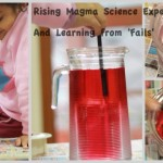 Earth Magma Kids Science Experiment: Learning from 'Fails'