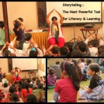 Storytelling (NOT Reading): the Most Powerful Tool for Literacy and Learning
