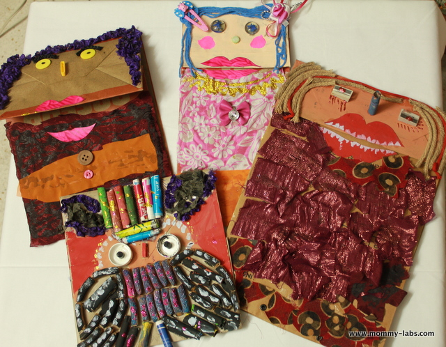 fandango paper bag puppets and literacy ideas