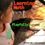 Making Math fun for Children (and going back to OUR own school days!)