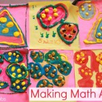 Making Math Artful on Post-it Notes