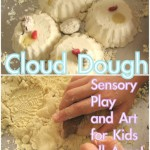 Cloud Dough: Unique Ideas for Sensory Play and Art