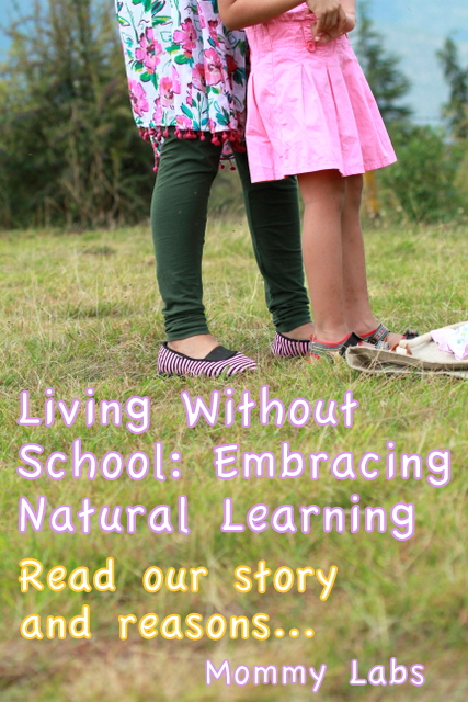 unschooling natural learning india homeschooling