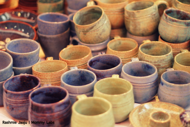 colours of clay