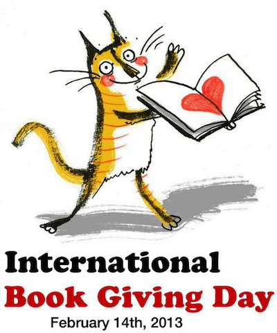 international-book-giving-day-Mommy Labs