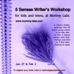 Writer's Workshop for Kids and Teens @ Mommy Labs