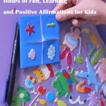 Origami Fortune Teller: Hours of Fun, Learning and Positive Affirmations for Kids