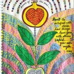 Dance of the Soul – Inspired by Rumi's Poetry (and the Pomegranate Tree)