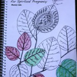 Day 3 of the 30-Day Leaf Art Challenge: Inspired by Banyan Leaves