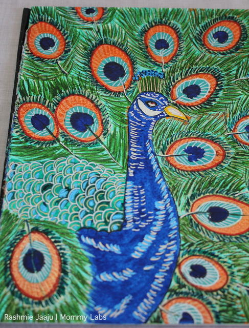 Peacock Soul Illuminate Art