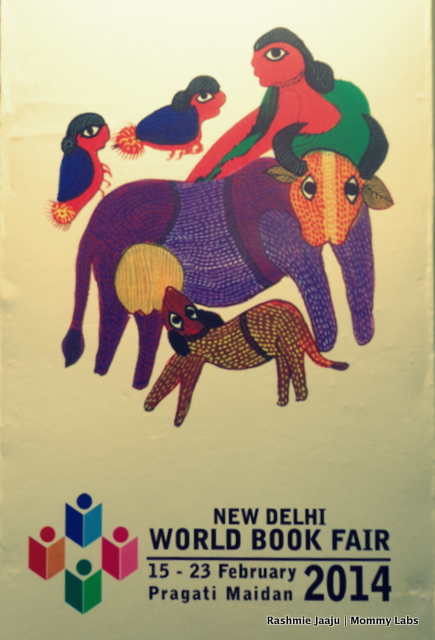 Delhi World Book Fair_Mommy Labs2